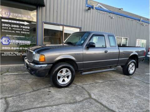 2005 Ford Ranger for sale at Chehalis Auto Center in Chehalis WA
