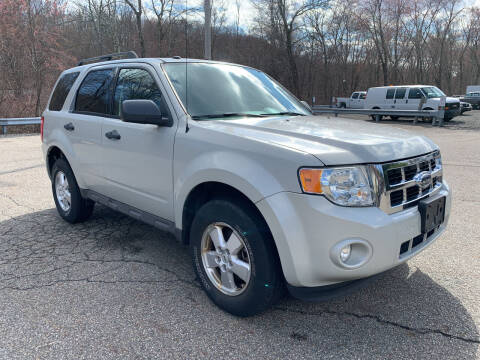 2009 Ford Escape for sale at George Strus Motors Inc. in Newfoundland NJ