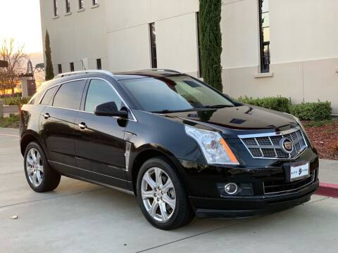 2011 Cadillac SRX for sale at Auto King in Roseville CA