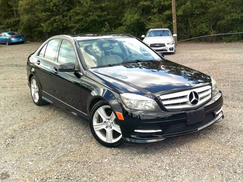 2011 Mercedes-Benz C-Class for sale at Let's Go Auto Of Columbia in West Columbia SC