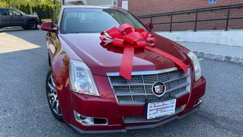 2009 Cadillac CTS for sale at Speedway Motors in Paterson NJ