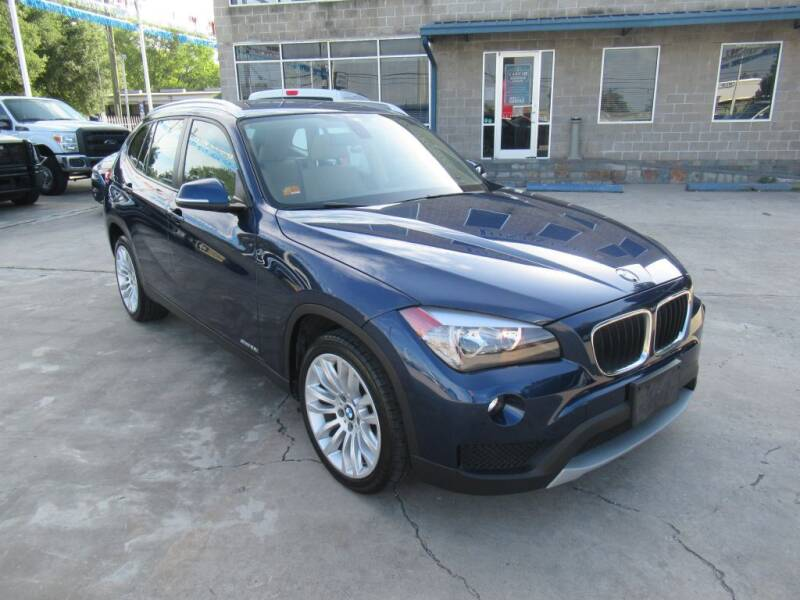 2014 BMW X1 for sale at Lone Star Auto Center in Spring TX
