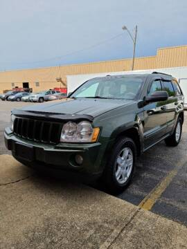 2007 Jeep Grand Cherokee for sale at Brian's Direct Detail Sales & Service LLC. in Brook Park OH