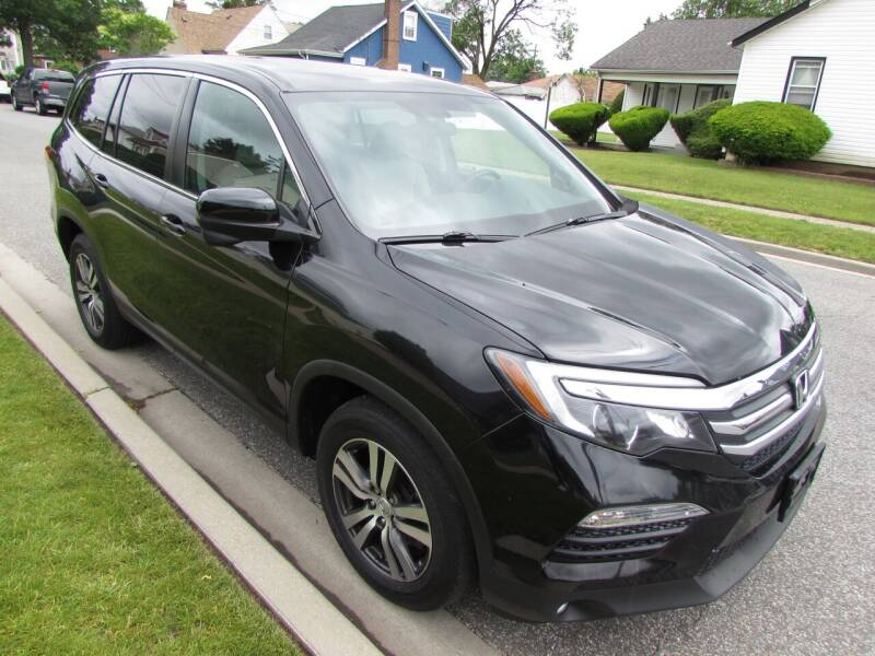 2017 Honda Pilot for sale at First Choice Automobile in Uniondale NY