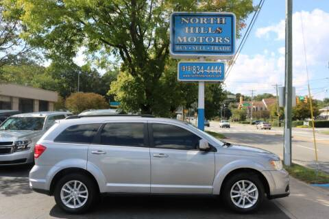 2015 Dodge Journey for sale at North Hills Motors in Raleigh NC