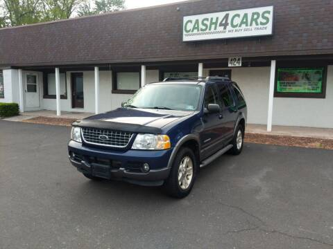 2005 Ford Explorer for sale at Cash 4 Cars in Penndel PA