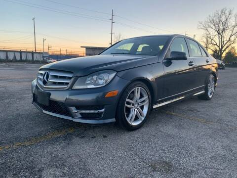 2013 Mercedes-Benz C-Class for sale at Eddies Auto Sales in Jeffersonville IN