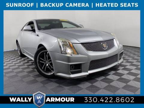 2011 Cadillac CTS for sale at Wally Armour Chrysler Dodge Jeep Ram in Alliance OH