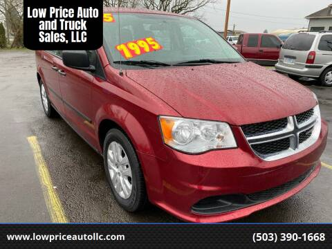 2015 Dodge Grand Caravan for sale at Low Price Auto and Truck Sales, LLC in Salem OR