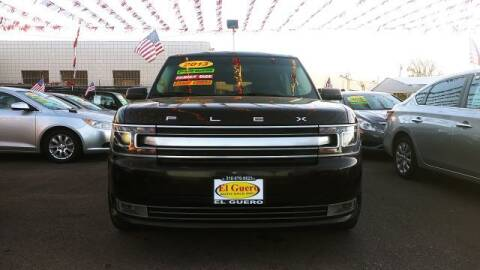 2013 Ford Flex for sale at El Guero Auto Sale in Hawthorne CA