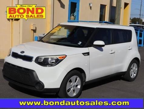 2014 Kia Soul for sale at Bond Auto Sales in Saint Petersburg FL