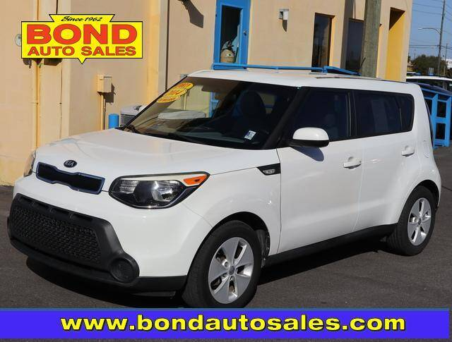 2014 Kia Soul for sale at Bond Auto Sales in St Petersburg FL