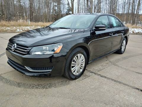 2015 Volkswagen Passat for sale at Autolika Cars LLC in North Royalton OH