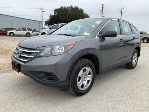 2014 Honda CR-V for sale at North Florida Automall LLC in Macclenny FL