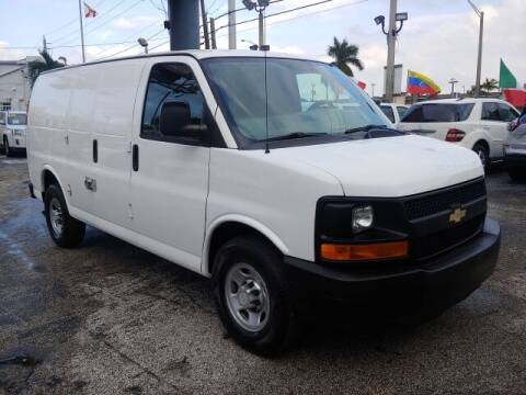 2011 Chevrolet Express Cargo for sale at Brascar Auto Sales in Pompano Beach FL