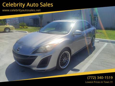 2010 Mazda MAZDA3 for sale at Celebrity Auto Sales in Fort Pierce FL