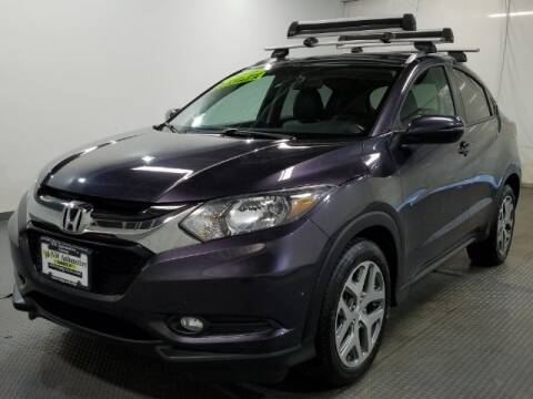 2016 Honda HR-V for sale at NW Automotive Group in Cincinnati OH