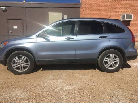 2010 Honda CR-V for sale at Chubbuck Motor Co in Ordway CO
