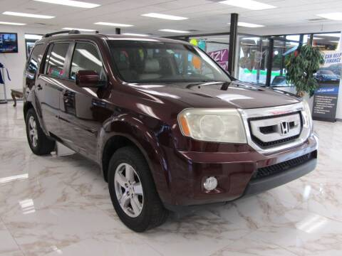 2010 Honda Pilot for sale at Dealer One Auto Credit in Oklahoma City OK