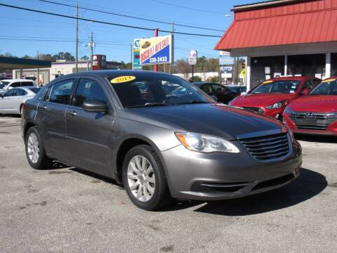 2013 Chrysler 200 for sale at Discount Auto Sales in Pell City AL