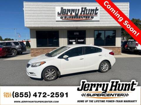 2014 Kia Forte for sale at Jerry Hunt Supercenter in Lexington NC