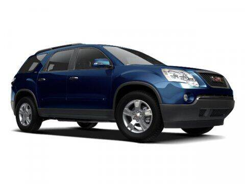 2009 GMC Acadia for sale at Clay Maxey Ford of Harrison in Harrison AR