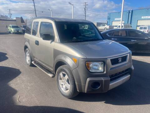 2004 Honda Element for sale at Major Car Inc in Murray UT