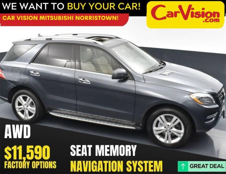 2013 Mercedes-Benz M-Class for sale in Trooper, PA