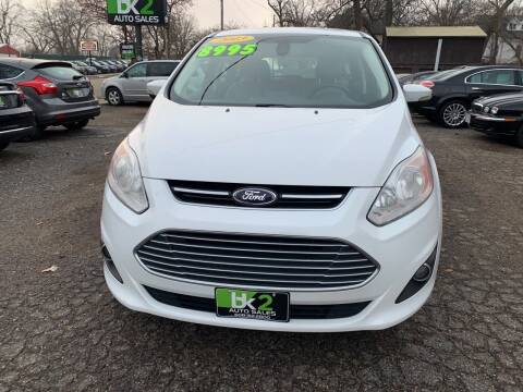 2013 Ford C-MAX Energi for sale at BK2 Auto Sales in Beloit WI