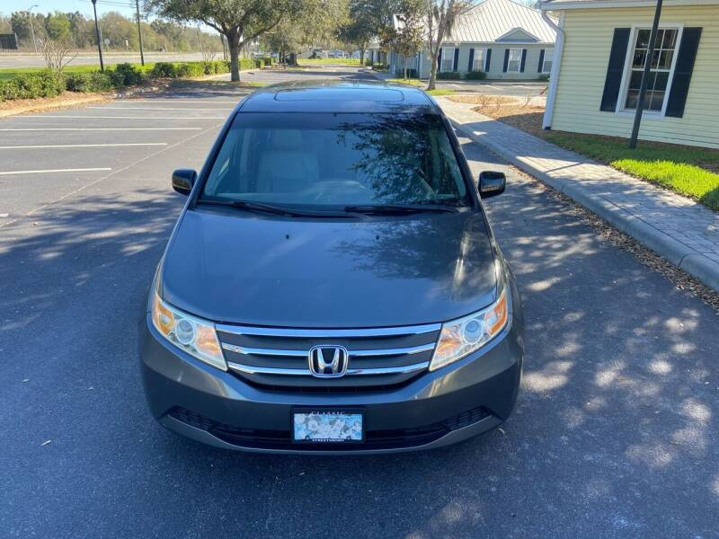 2013 Honda Odyssey for sale at ICar Florida in Lutz FL