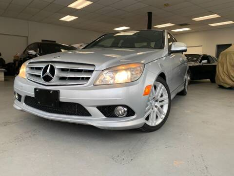 2008 Mercedes-Benz C-Class for sale at HIGHLINE AUTO LLC in Kenosha WI