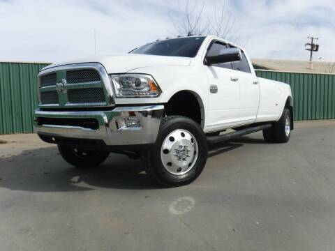 2013 RAM Ram Pickup 3500 for sale at Triple C Auto Sales in Gainesville TX
