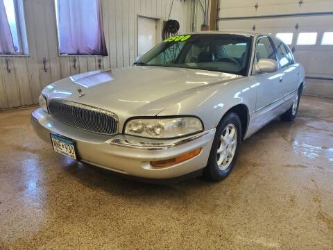 2003 Buick Park Avenue for sale at Sand's Auto Sales in Cambridge MN
