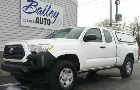 2016 Toyota Tacoma for sale at Bailey Auto LLC in Bailey MI