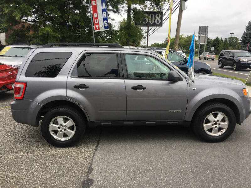 2008 Ford Escape for sale at King Auto Sales INC in Medford NY