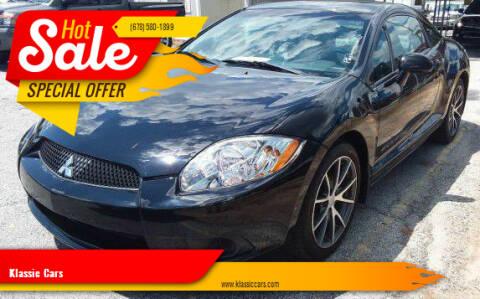 2011 Mitsubishi Eclipse for sale at Klassic Cars in Lilburn GA