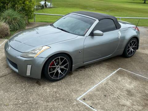 2004 Nissan 350Z for sale at M A Affordable Motors in Baytown TX