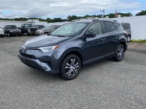 2016 Toyota RAV4 for sale at Chris Auto South in Agawam MA