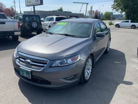 2012 Ford Taurus for sale at ALASKA PROFESSIONAL AUTO in Anchorage AK