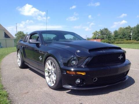 2008 Ford Mustang for sale at Haggle Me Classics in Hobart IN