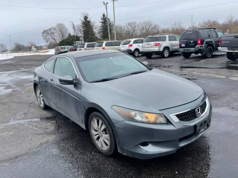 2010 Honda Accord for sale at Pine Auto Sales in Paw Paw MI