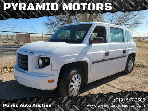 2012 VPG MV-1 for sale at PYRAMID MOTORS - Pueblo Lot in Pueblo CO