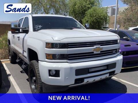2018 Chevrolet Silverado 2500HD for sale at Sands Chevrolet in Surprise AZ
