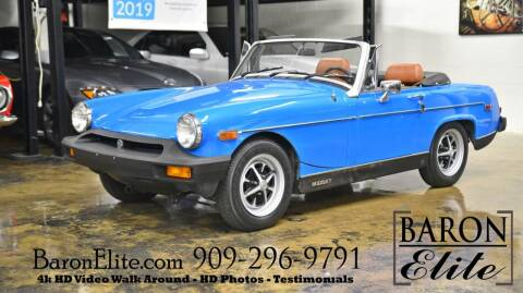 1979 MG Midget for sale at Baron Elite in Upland CA