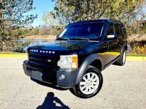2008 Land Rover LR3 for sale at Excalibur Auto Sales in Palatine IL