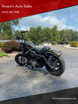 2012 Harley-Davidson Sportster for sale at Orazzi's Auto Sales in Greenfield Township PA