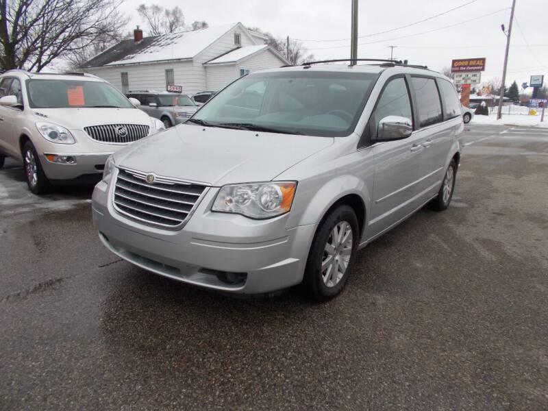 2008 Chrysler Town and Country for sale at Jenison Auto Sales in Jenison MI