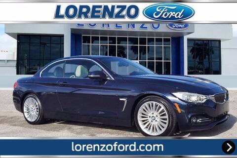 2015 BMW 4 Series for sale at Lorenzo Ford in Homestead FL