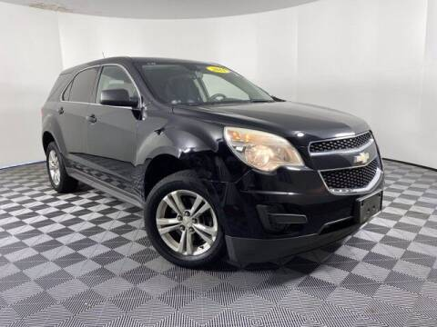 2011 Chevrolet Equinox for sale at GotJobNeedCar.com in Alliance OH