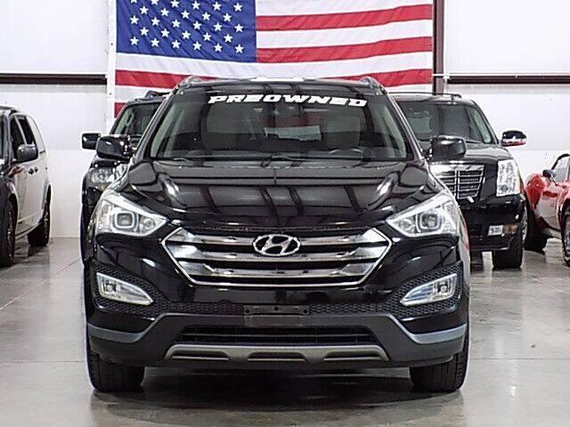 2013 Hyundai Santa Fe Sport for sale at Texas Motor Sport in Houston TX